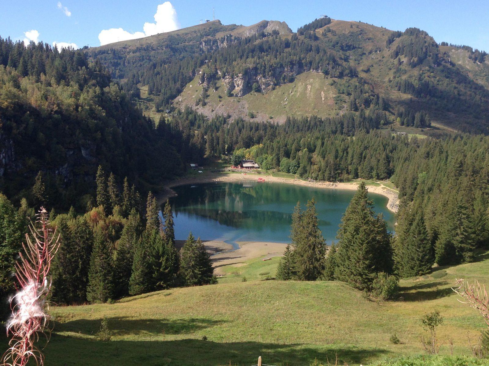 mardi 18 septembre: le Lac des Chavonnes