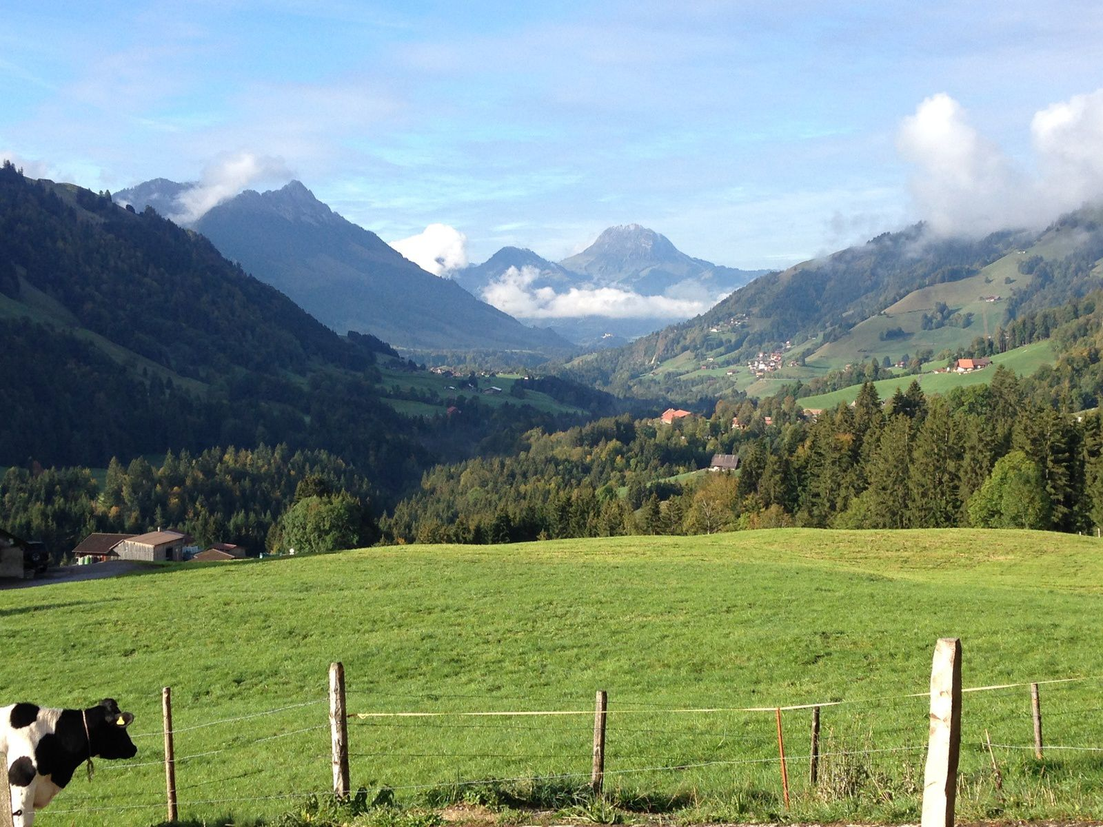 mardi 2 octobre : La Berra au départ de la Valsainte