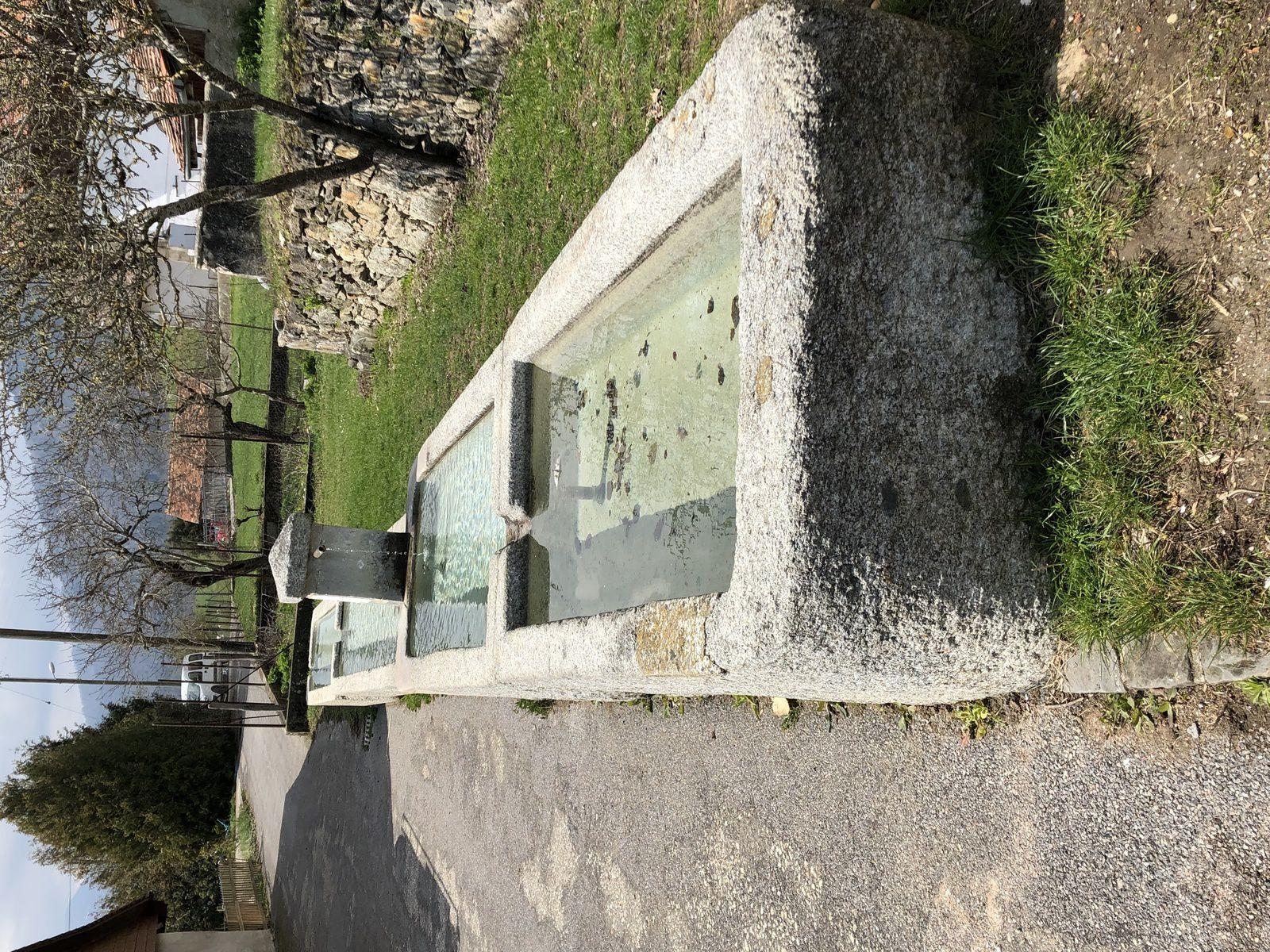 Mardi 9 Avril : Le long de l'Arnon , Villards Burquin, Champagne