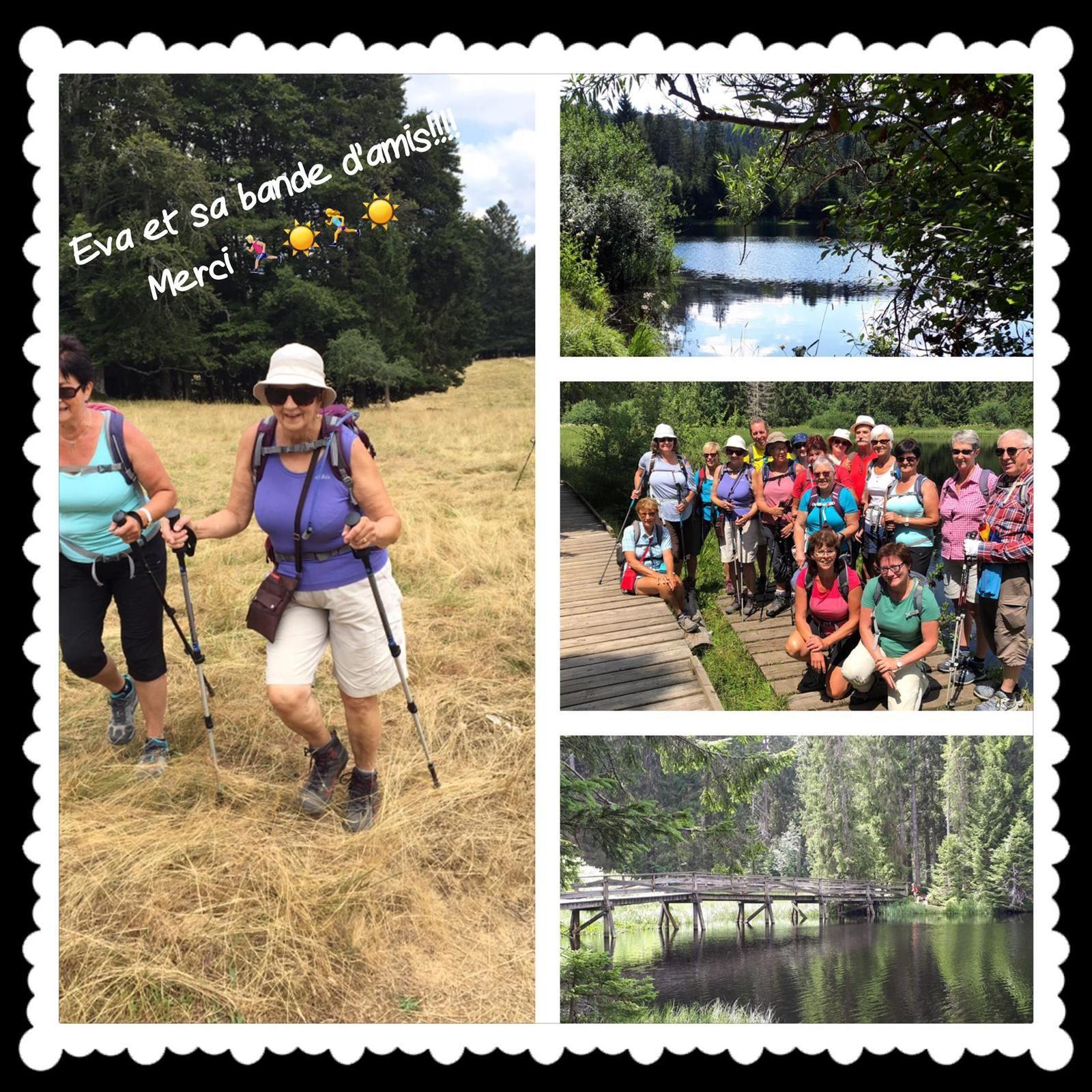 Mardi 30 Juillet : L'étang de Gruère  Saignelégier