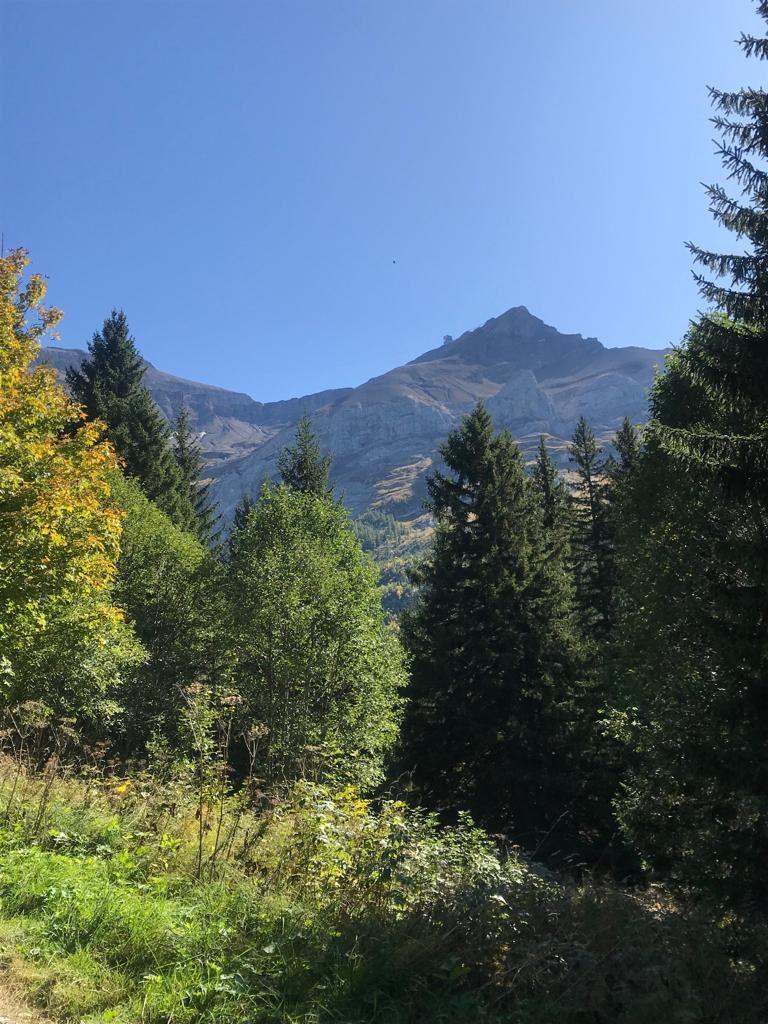 Mardi 1 Octobre : Diablerets Lac Retaud