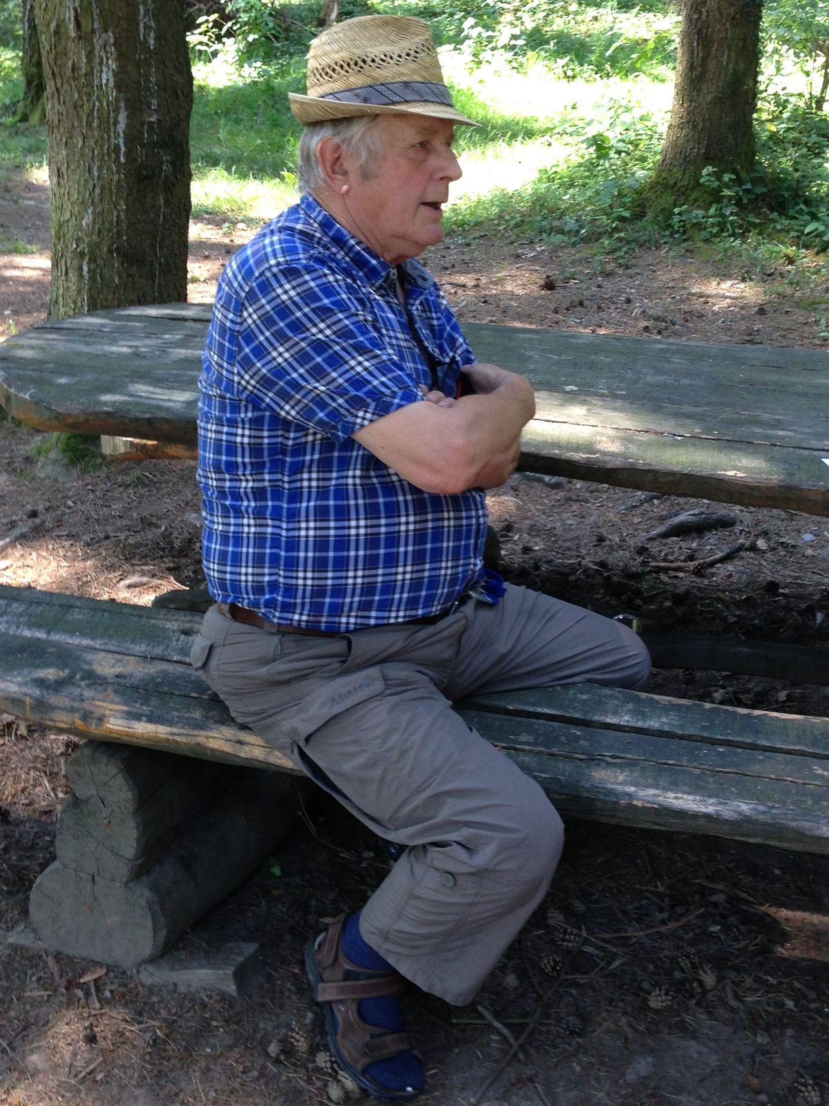 Mercredi 15 Avril : Décès de Georges Despraz