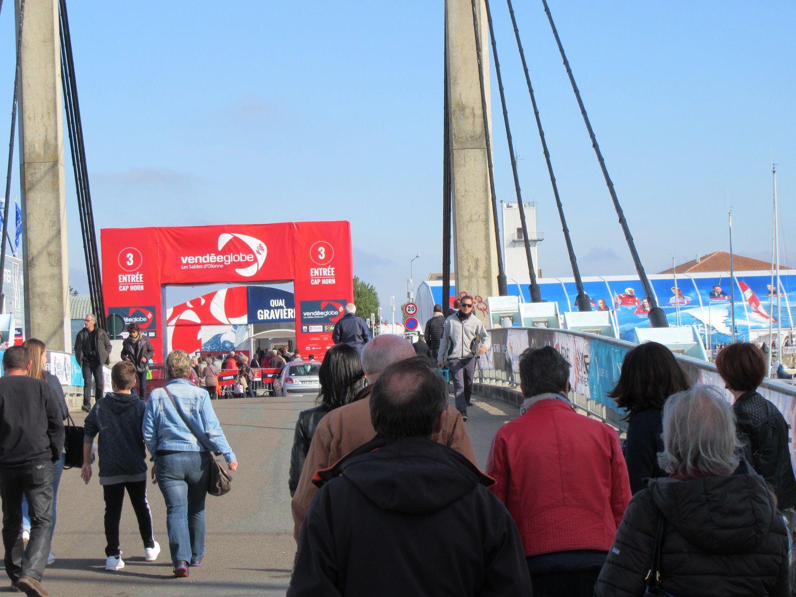 Vendée globe 2016-2017 ...
