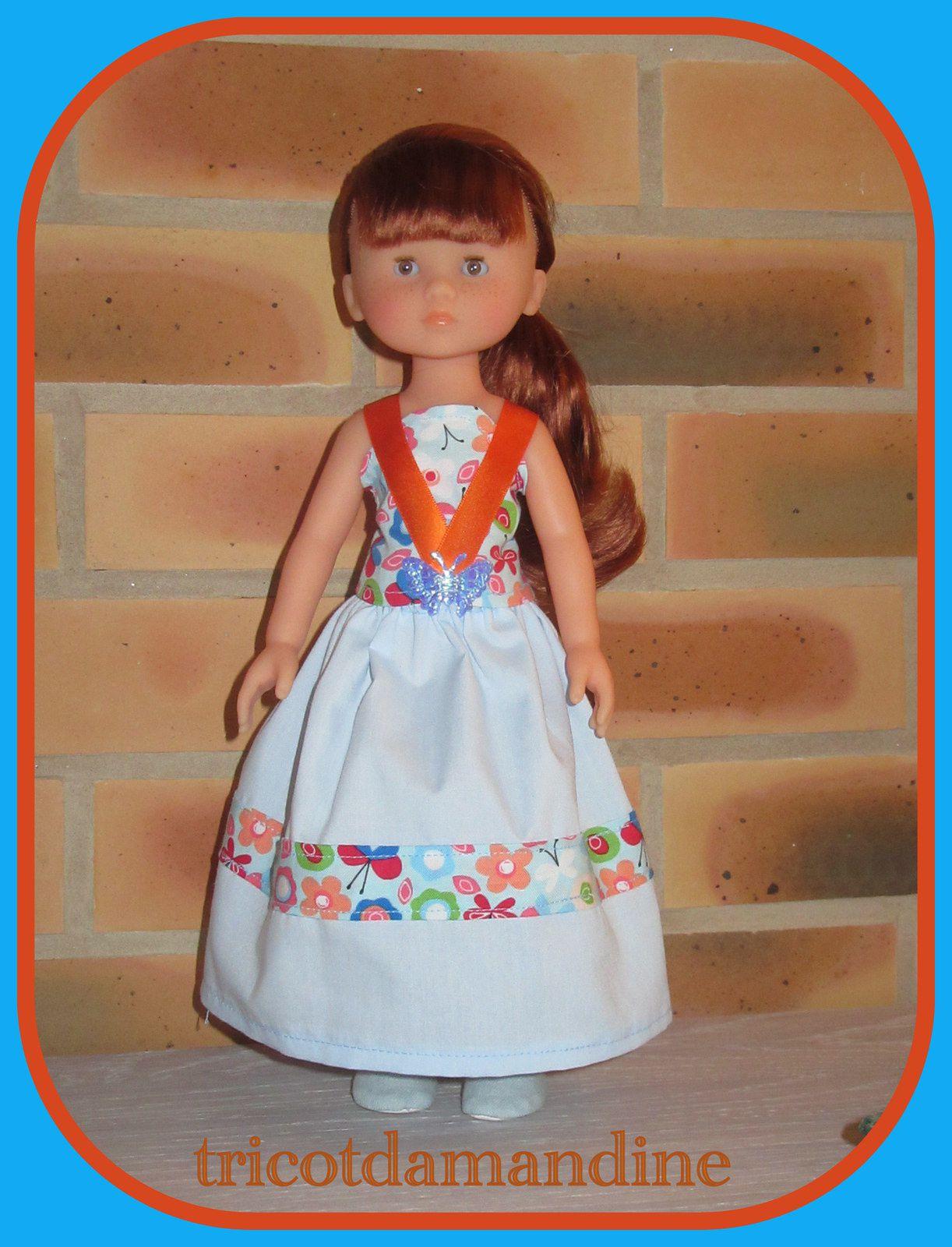 Une nouvelle robe pour mes Chéries...