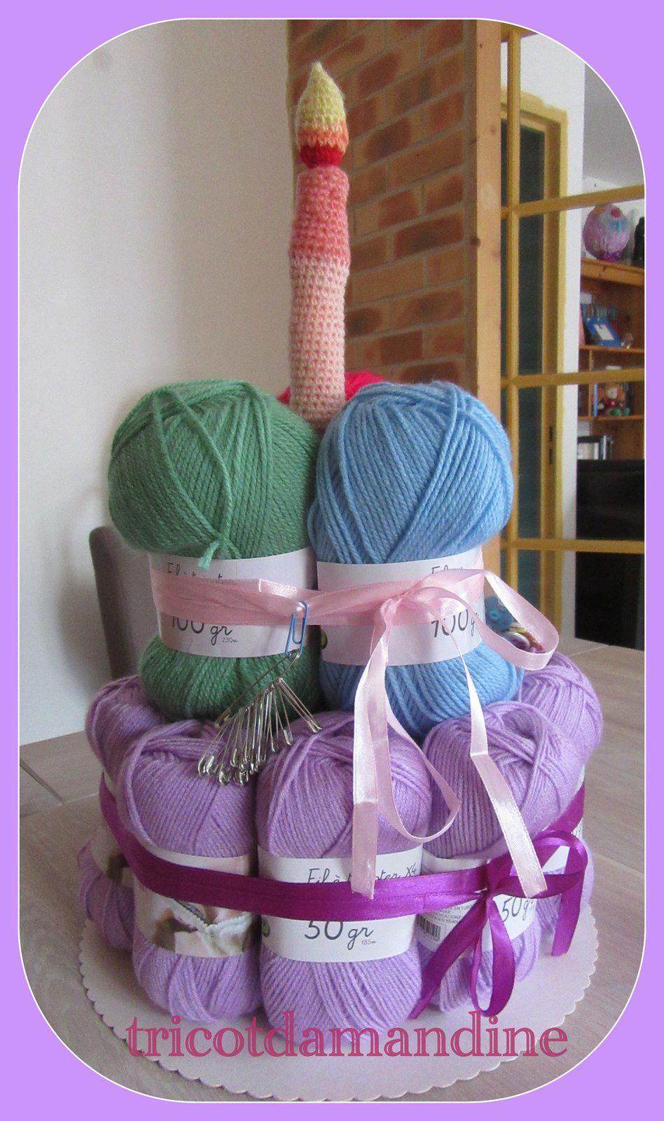 Une idée de cadeau pour tricoteuses-crocheteuses ...
