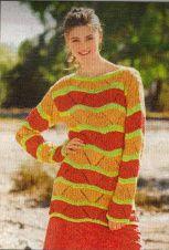 3 jolis modèles de pull au tricot
