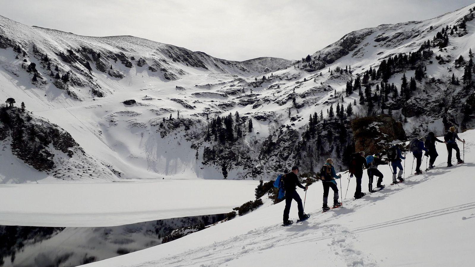 Album - stage Pyrénées mars 2020