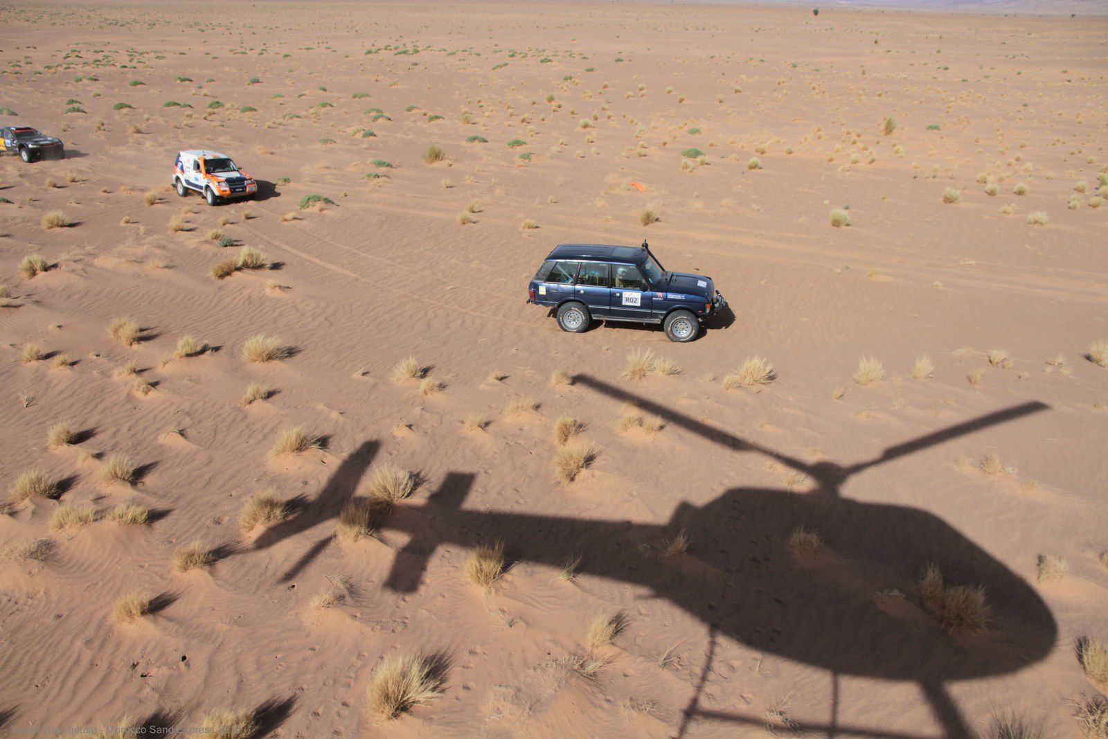 "ETAPE 4;  du Morocco sand express 2016 ""les cols"","