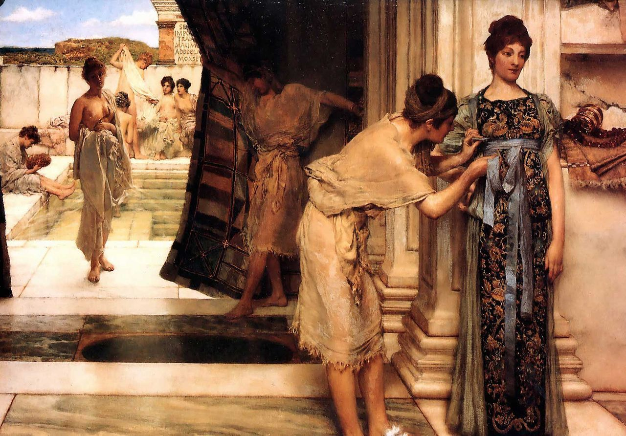https://commons.wikimedia.org/wiki/File:1890_Lawrence_Alma-Tadema_-_Frigidarium.jpg