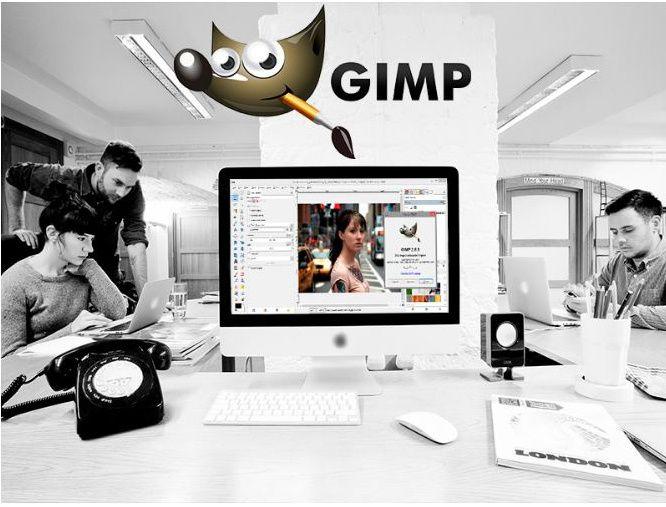 Téléchargez GIMP pour retoucher vos Photos