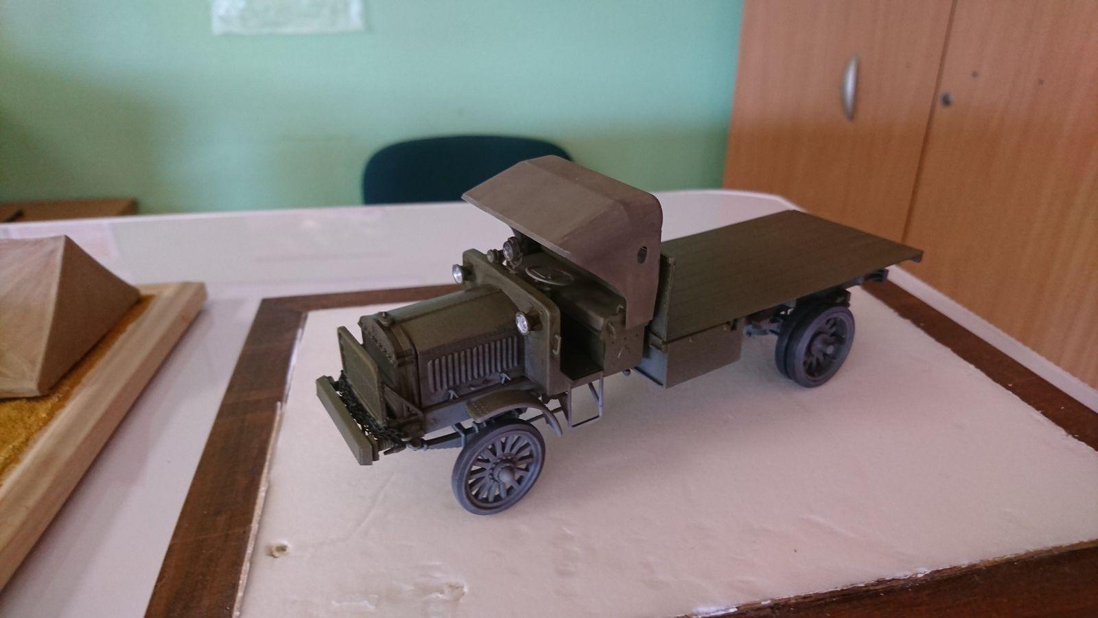 Après-midi maquettes de L'AMI 76