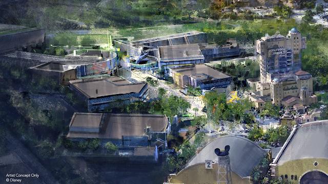 Disneyland Paris annonce un plan d'extension de 2 milliards d'euros