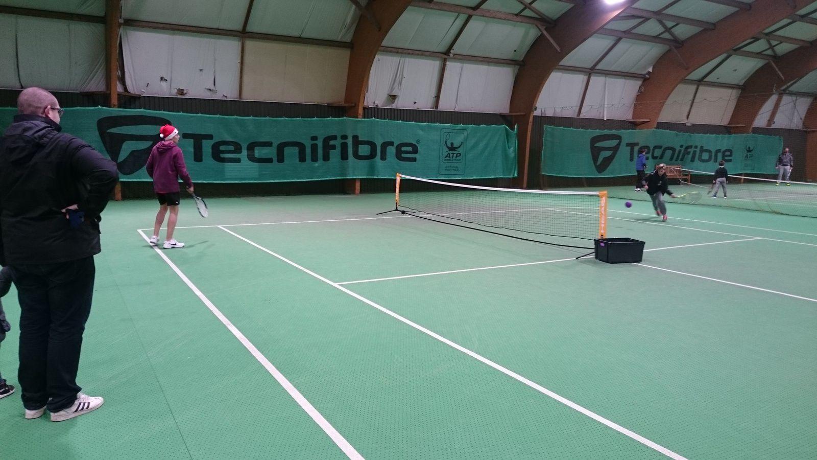 Retrouvez de nombreuses photos et vidéos sur notre page facebook : https://www.facebook.com/tennisclub.demaromme