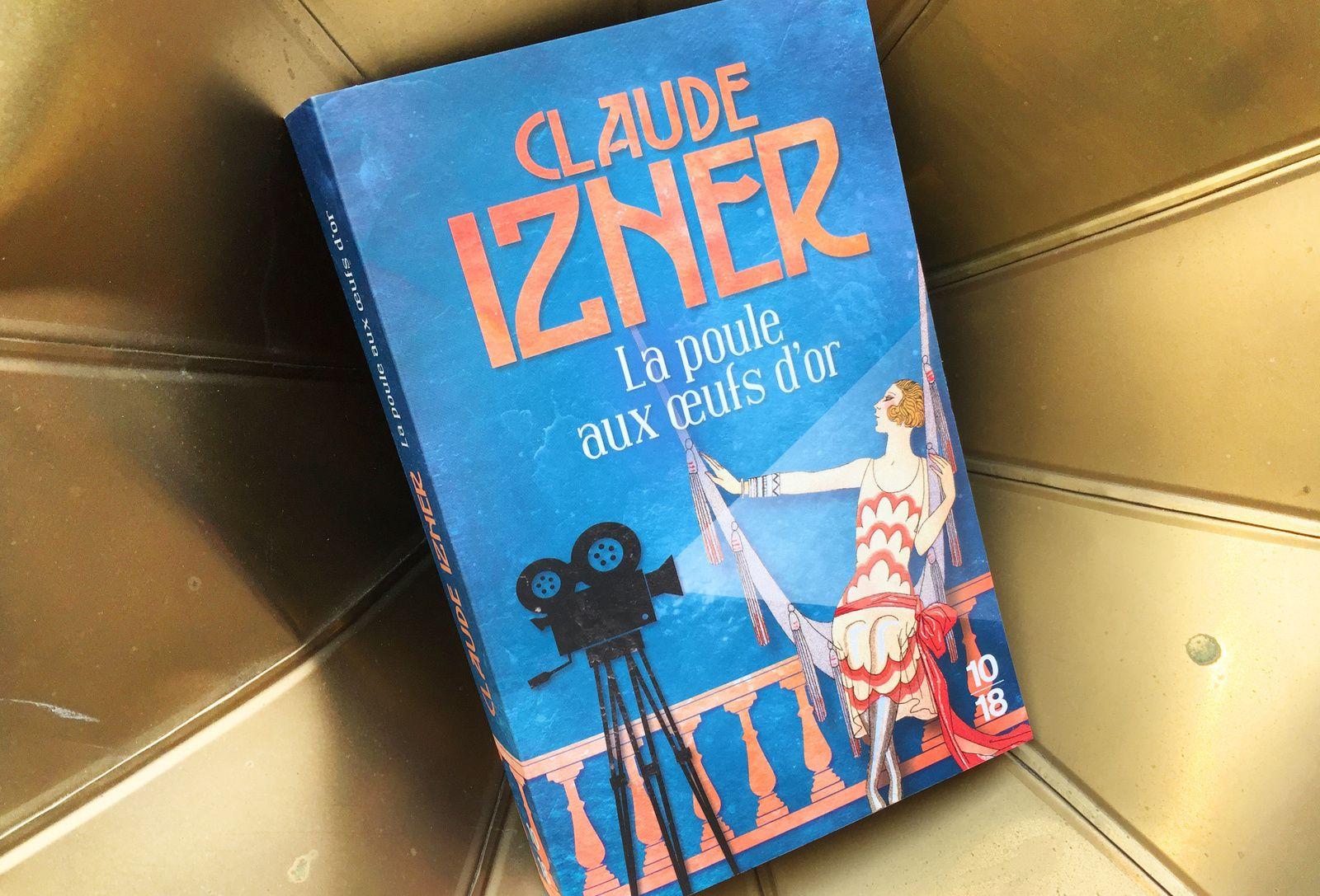 Claude Izner