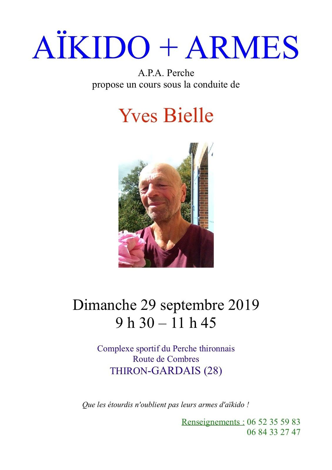 Cours dominical n° 1