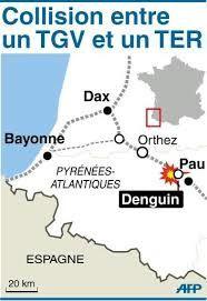 Collision de trains à Denguin (64) : le parquet enquête sur un problème de signalisation