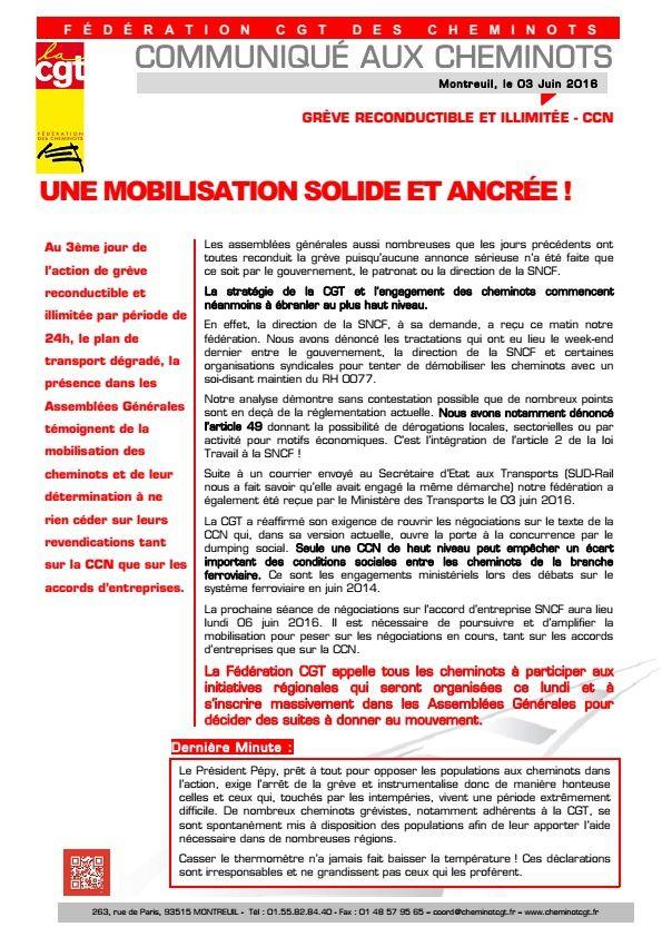 SNCF : la CGT dénonce les manœuvres
