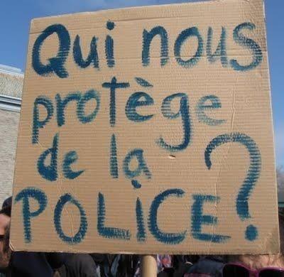 Manifestation du 23 juin et politique du pouvoir, contre la loi travail