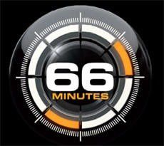 Toutes les 66 minutes
