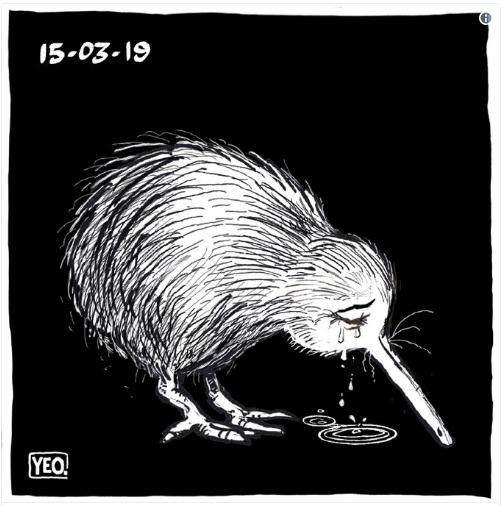 Terrorisme nazi en Nouvelle Zélande, intolérable complaisance en France