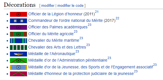 Biographie (instructive)du nouveau patron parisien des chaussettes à clous
