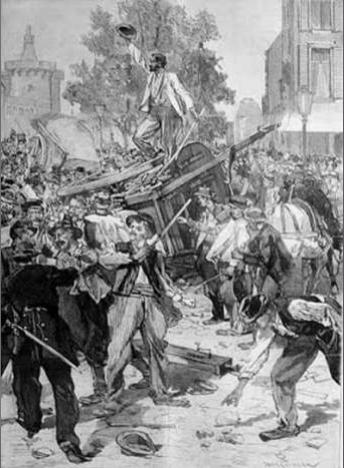 A propos des luttes sociales, écrit il y a 130 ans