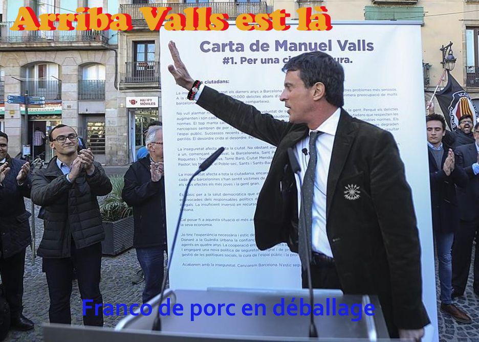 Madrid, l'héritier de Déat se manifeste