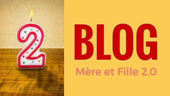 2 blog Mère et Fille 2.0 Sandrine & Noémie delage