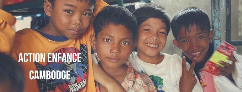 Collecte de fournitures scolaires pour nos écoliers au Cambodge