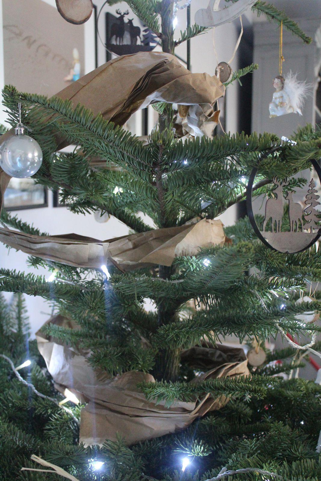 Eco-déco de Noël