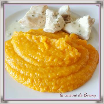 Purée carottes / pommes de terre (Cook'in)