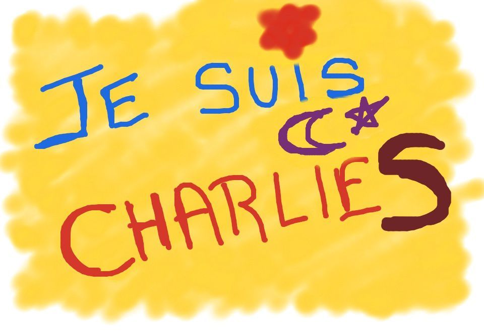 Douze jours après, je suis toujours Charlie, consciente des différences, décidée à croire au changement.