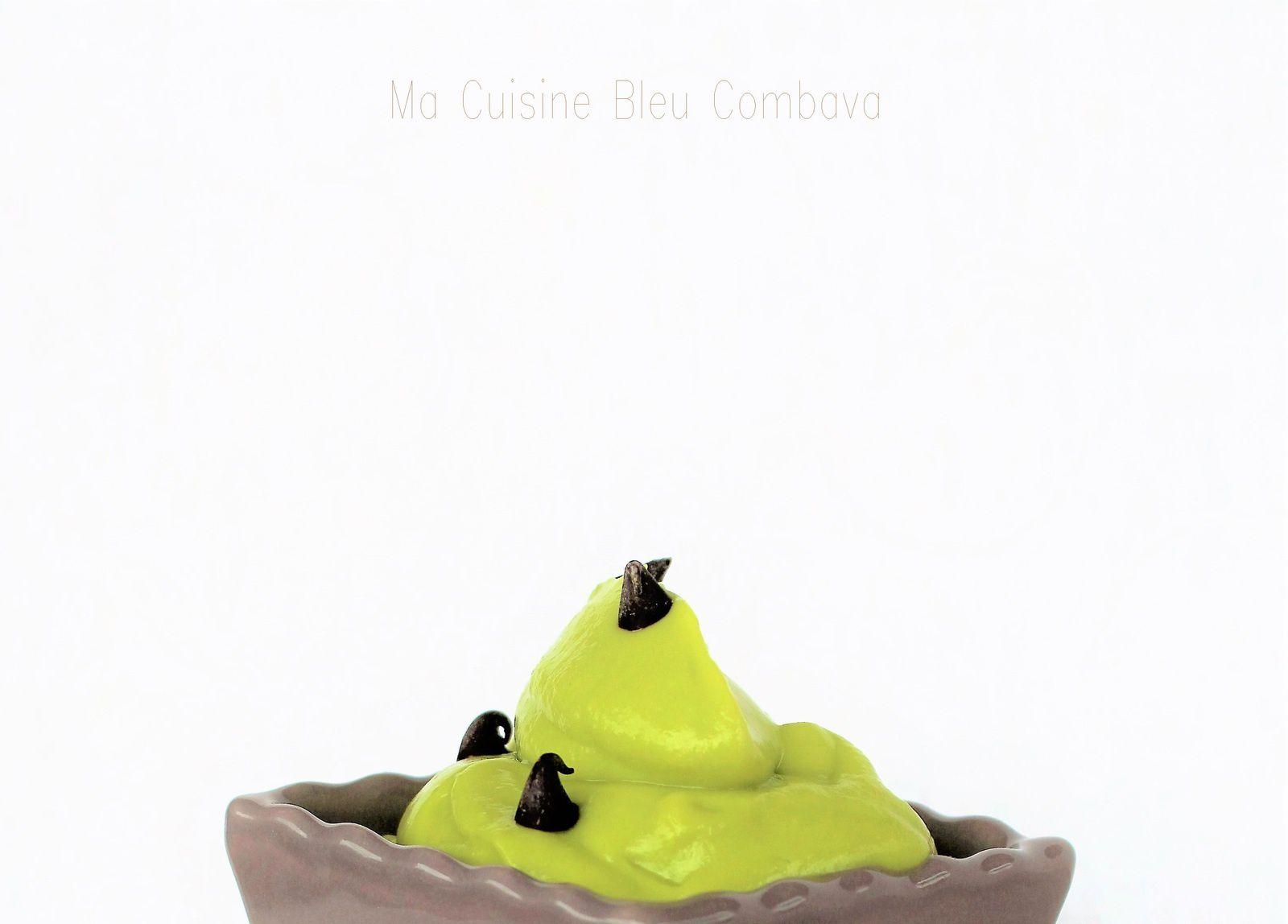 Crème d'Avocat Miel Citron Vert