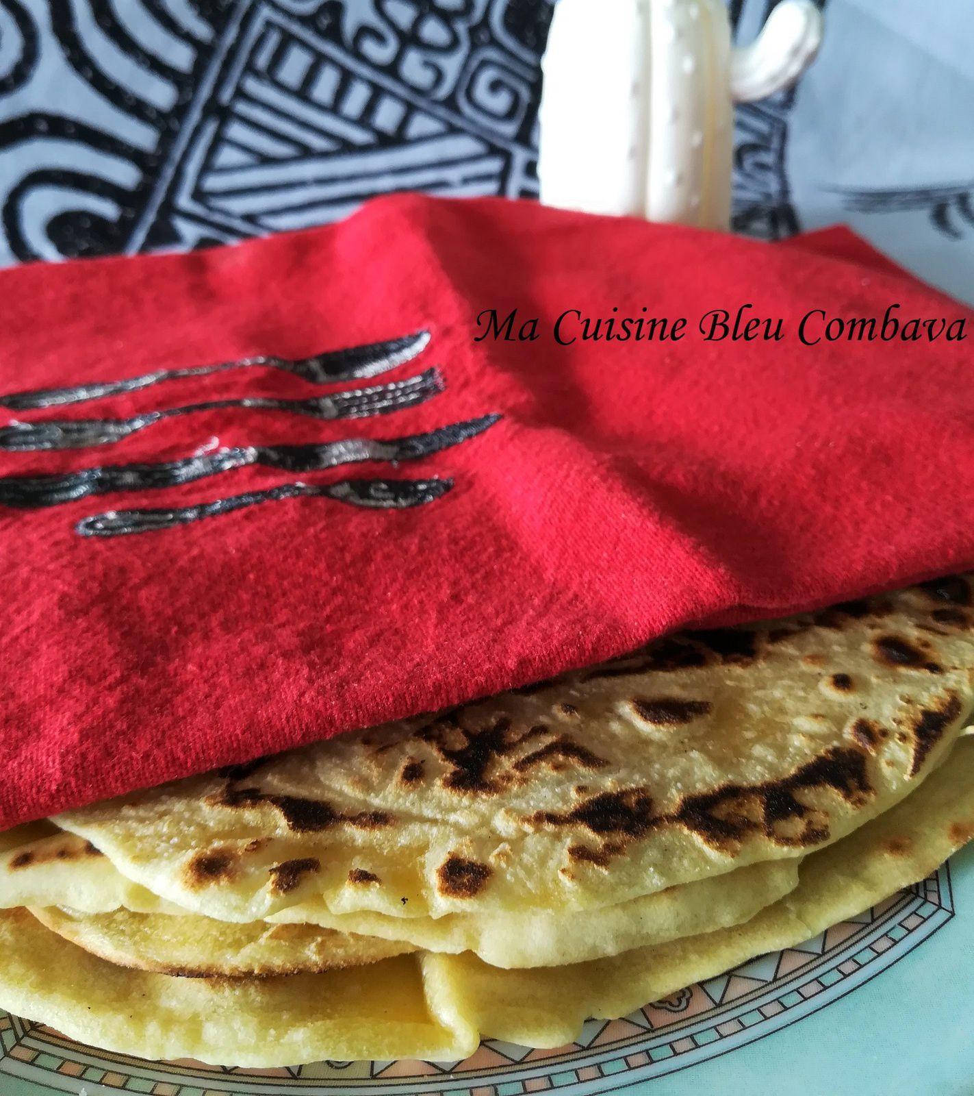 Tortillas simples et rapides