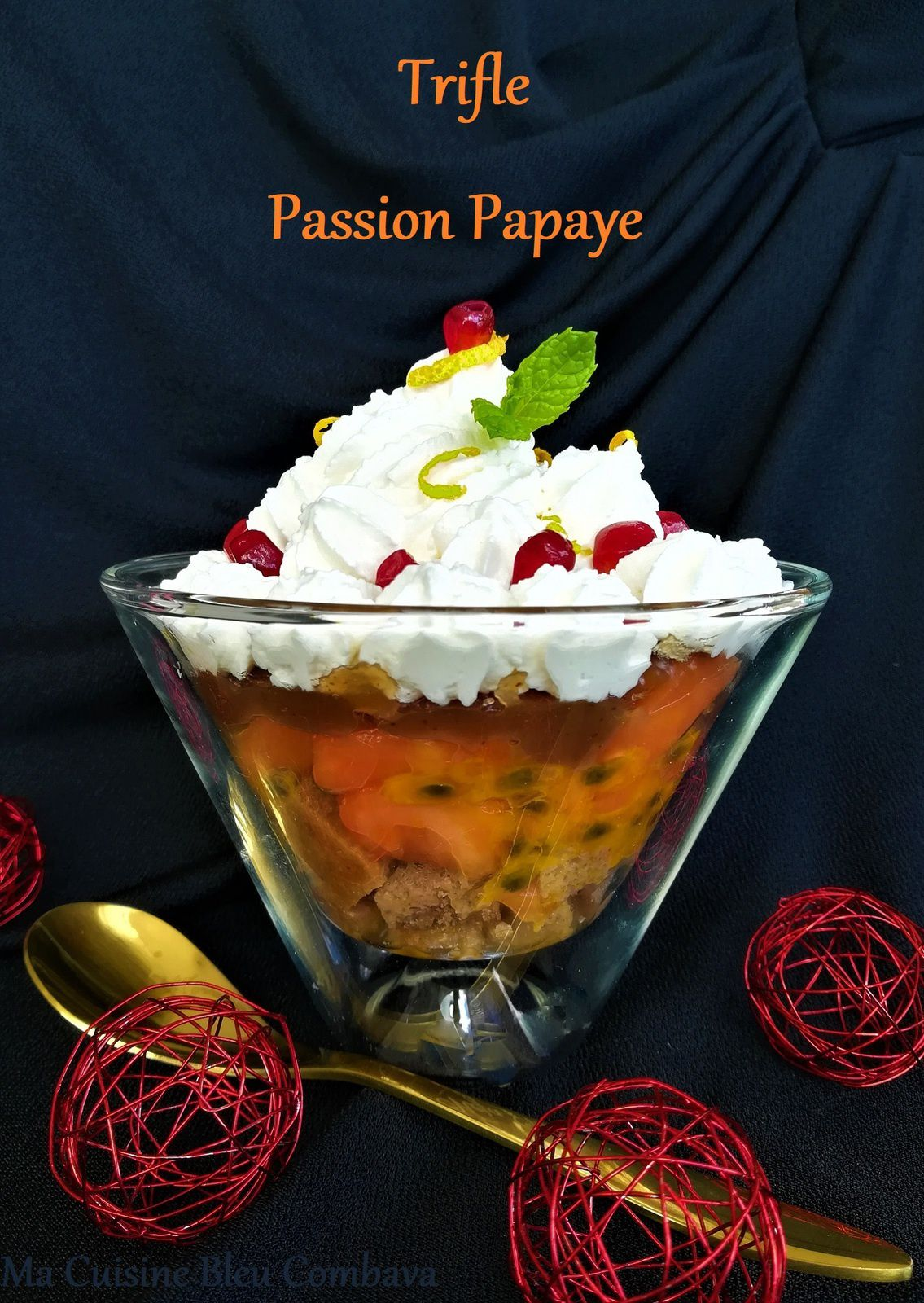 Trifle Exotique, Passion~Papaye