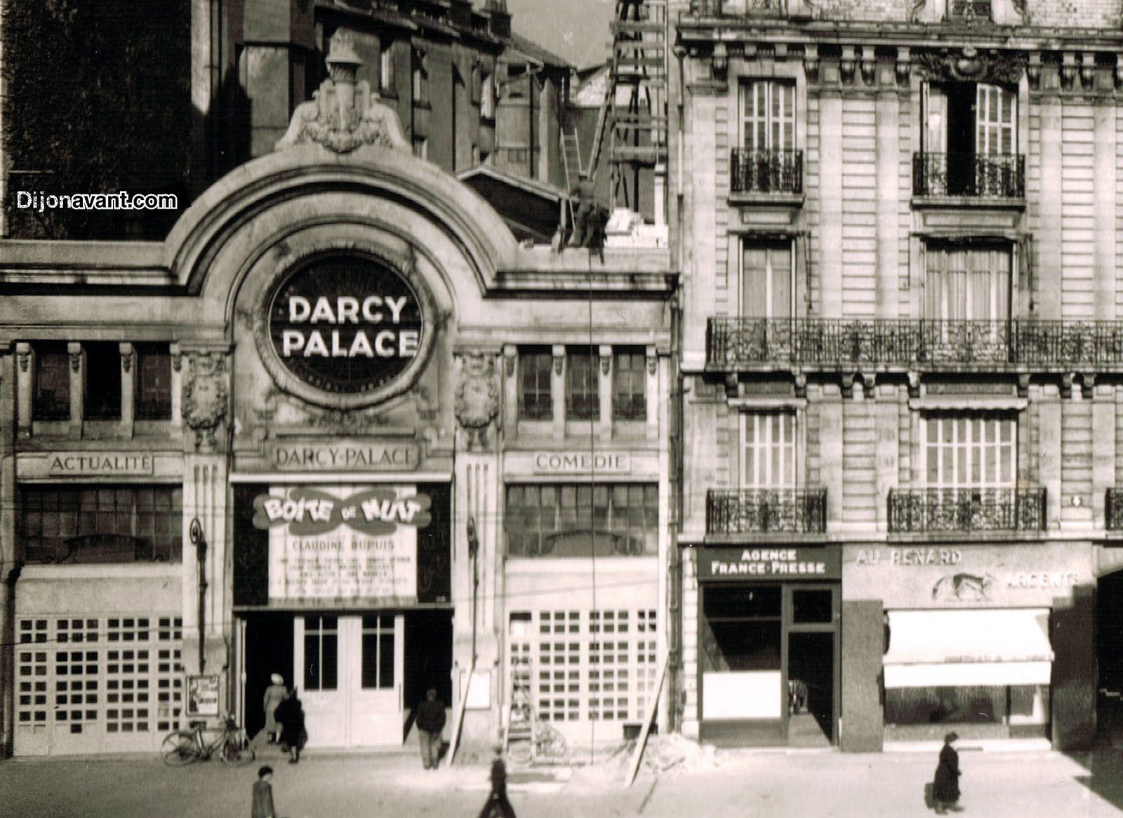 Place Darcy