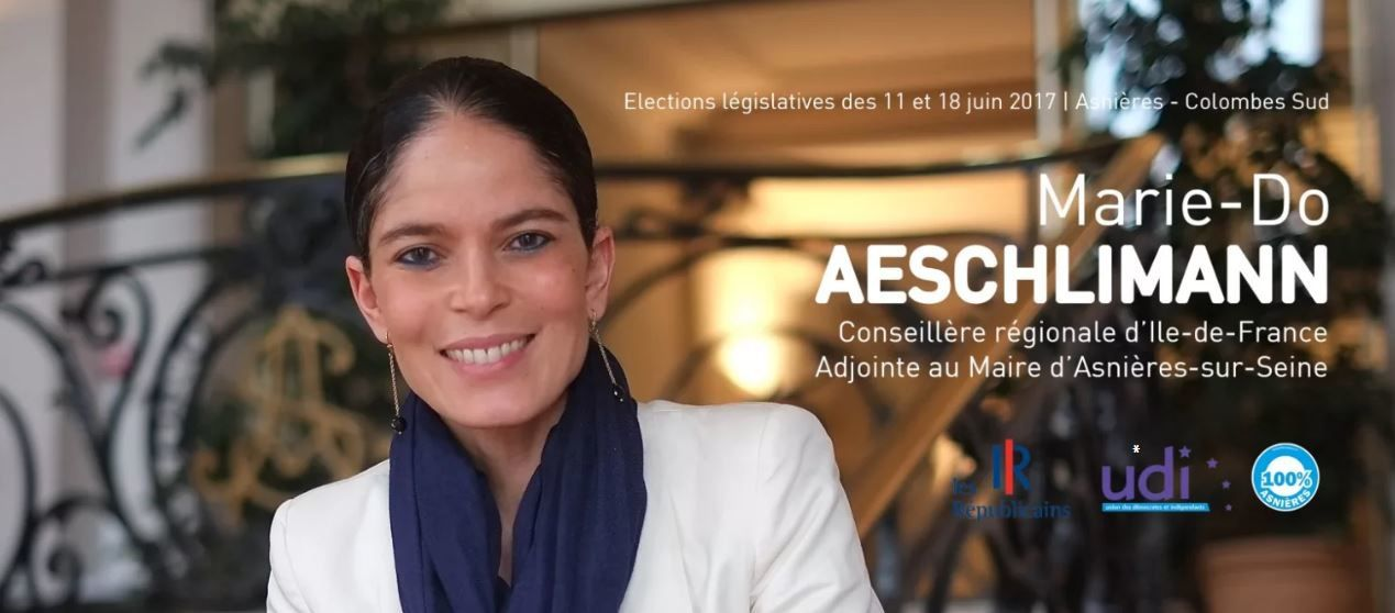 """""""En marche !"""" un parachuté, Très proche d'E MACRON,débarque sur la circonscription 2 - Colombes Asnières pour l'élection législative des 11 et 18 juin"""