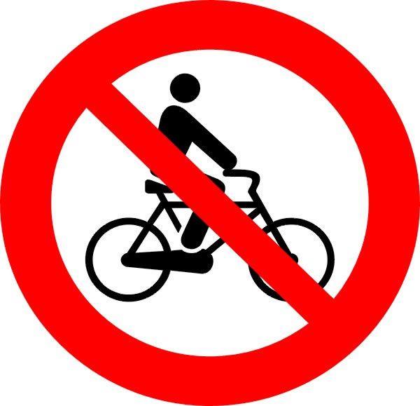 Colombes : la Mairie va interdire le vélo rue Saint denis