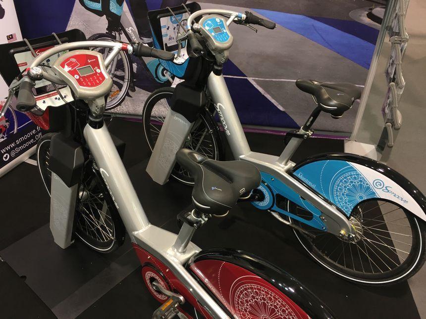 smoovengo le nouveau vélib' à colombes