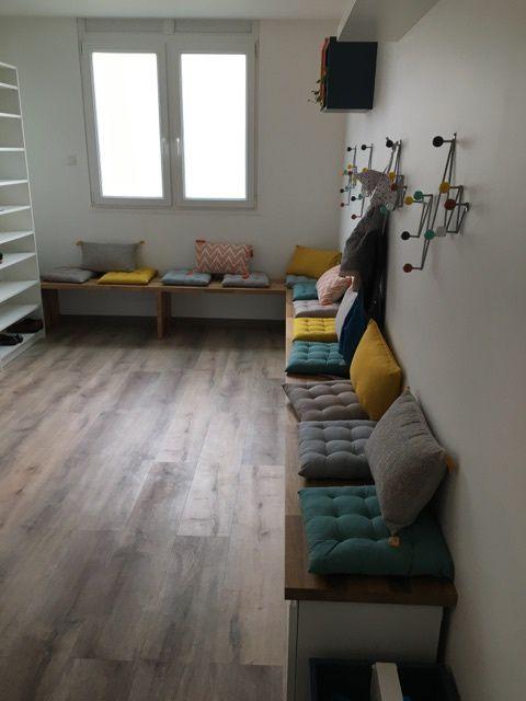 Ecole Montessori Colombes :  quartier de la Petite Garenne