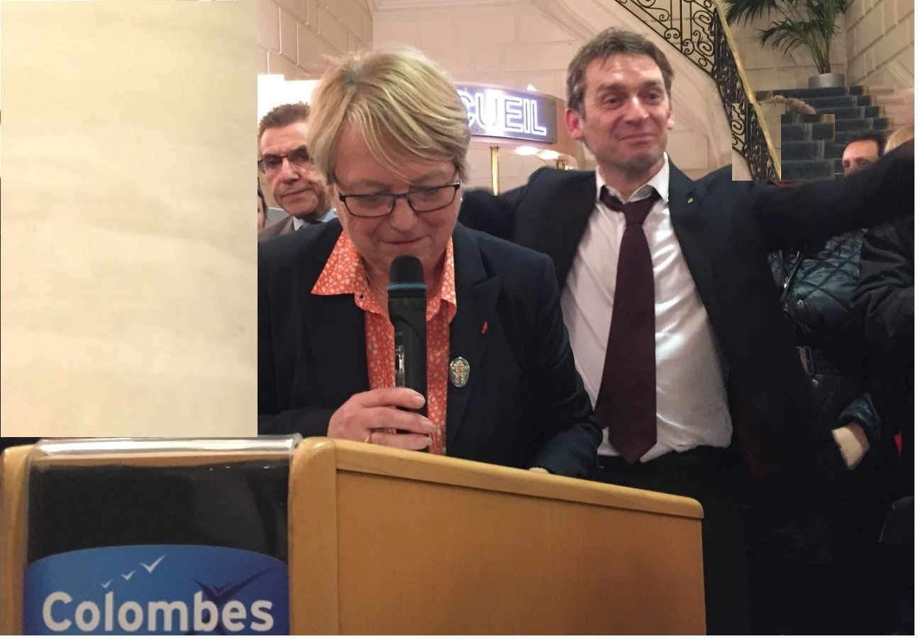 """Trahisons"" à la Mairie de Colombes : suppression en cascade par Madame Le Maire des délégations ..."