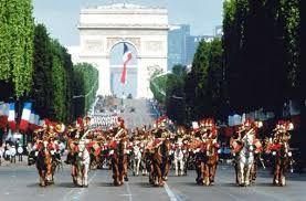 La fête nationale du 14 juillet