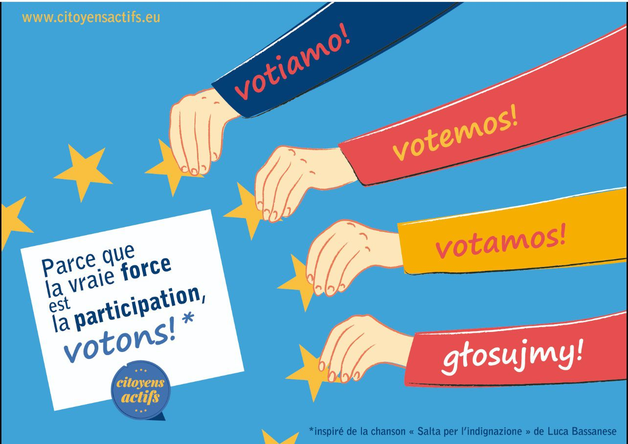European Union Citizens : you can vote in the upcoming local elections in Colombes!