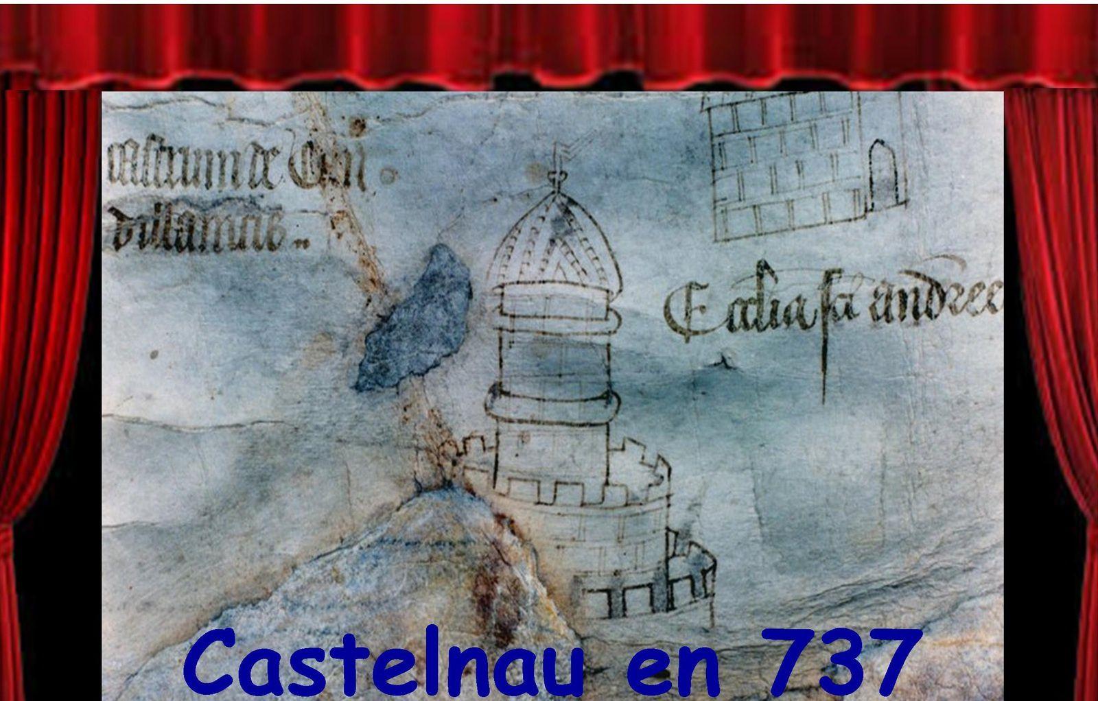 Tous au théâtre au Devois pour tout savoir sur Castelnau en 737