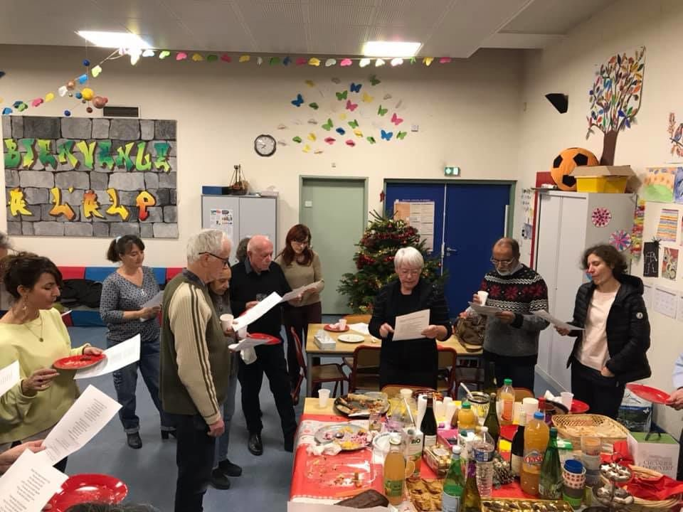 Christmas special at Ladybird club today