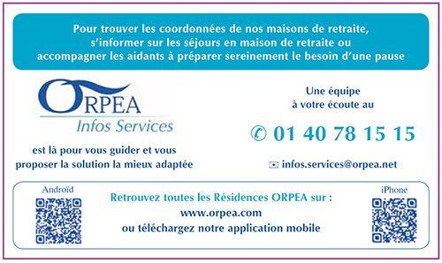 Les recommandations des équipes des Résidences ORPEA pour passer un été en toute sérénité.