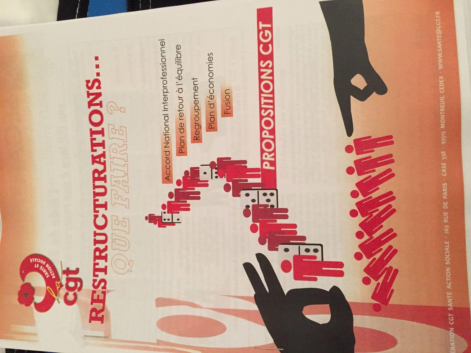 En direct du 5eme congrès de l'UFSP et du 8eme congrès de l'UFAS(1).