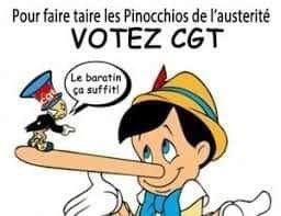 CGT Korian: le 13 novembre, votez bien!