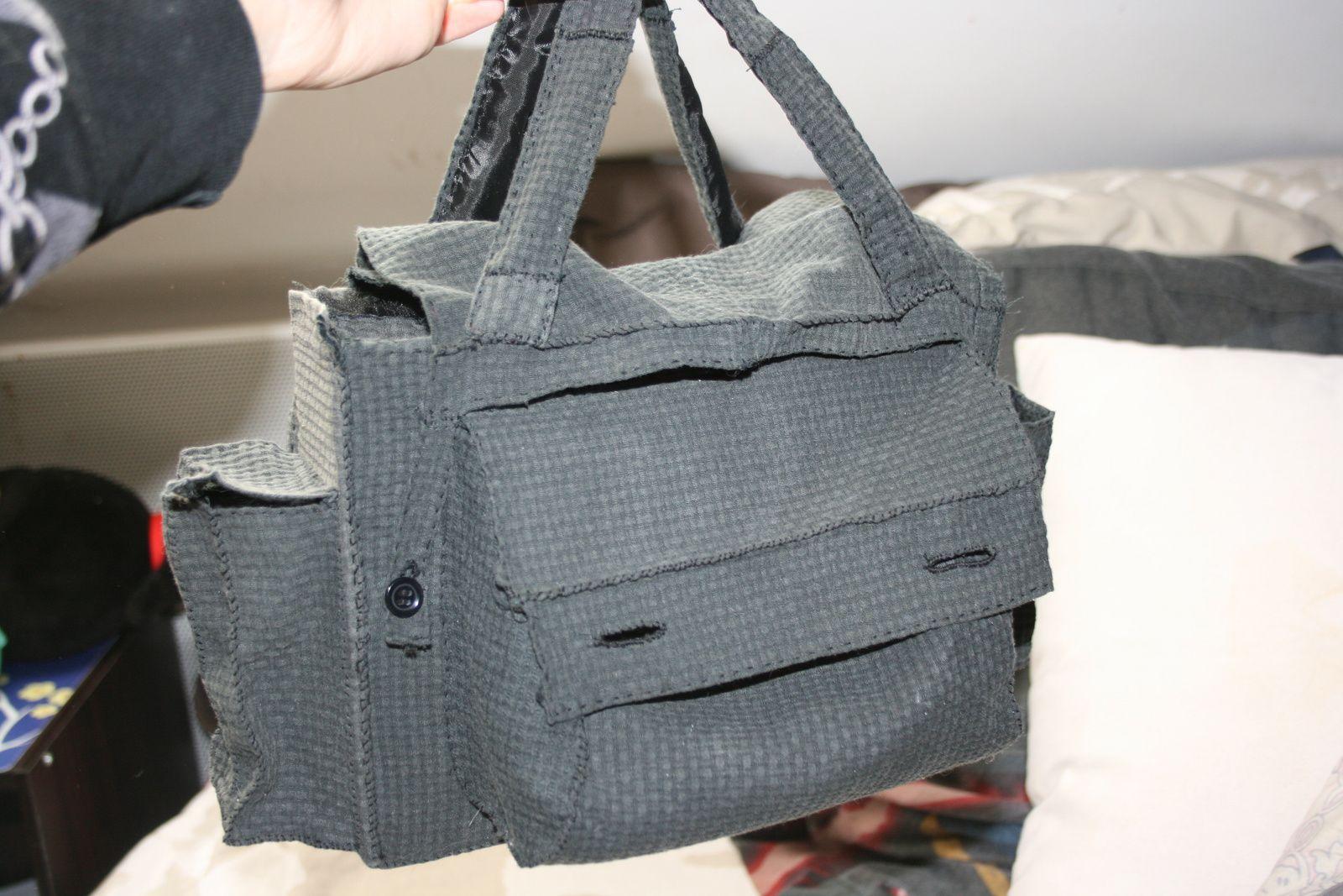 Un sac pour PS2 (ou autre)