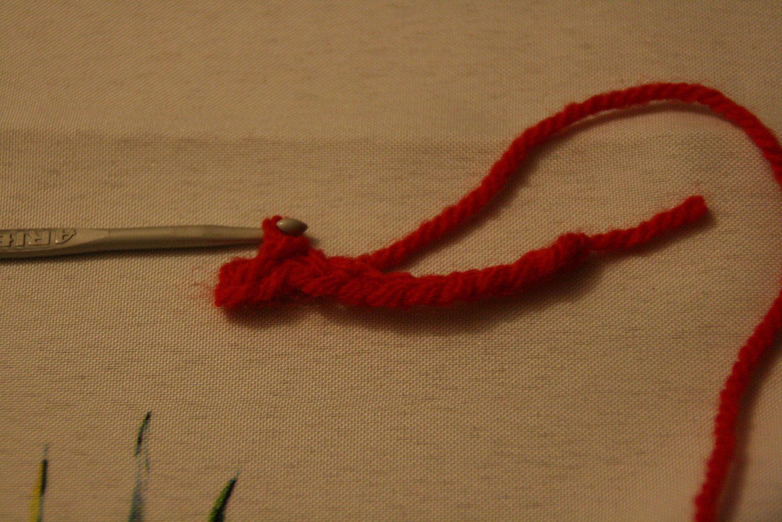 Tuto gratuit : Révélation : sur mon crochet imitation tricot